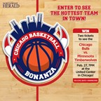 Northwest Herald's Chicago Bulls Tickets Giveaway