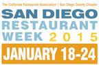SD RESTAURANT WEEK JAN 2015