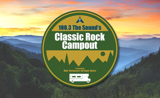 100.3FM THE SOUND Campout Event Registration Form