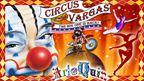Circus Vargas Arlequin