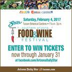 2017 SAVOR Food & Wine Festival Ticket Giveaway