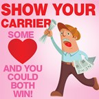 Show Your Carrier Some Love