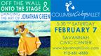 Columbia City Ballet's Off The Wall Onto The Stage