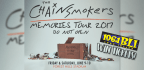 SEE THE CHAINSMOKERS
