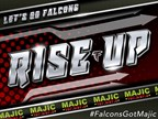 Falcons Got Majic