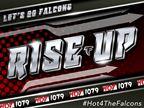Hot Falcons