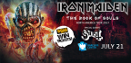 Win Iron Maiden Tickets