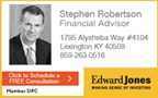 Edward jones-financial terms