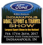 2017 Indianapolis Boat, Sport & Travel Show