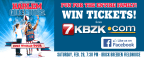 KBZK Harlem Globetrotters Ticket Giveaway