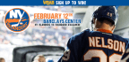 WIN TICKETS TO SEE THE ISLANDERS VS. THE AVALANCHE