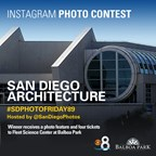 San Diego Photos Instagram Contest - SD Architecture