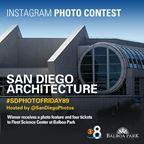 San Diego Photos Instagram Contest - SD Architectu