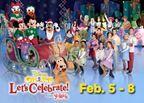Disney On Ice Feb 2014
