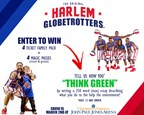 Harlem Globetrotter Ticket Giveaway