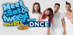 BLI'S MEET, TWEET & EAT WITH DNCE