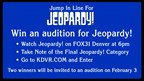 Jeopardy! Jump in Line