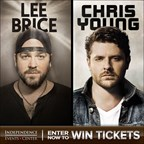 Chris Young/ Lee Brice Tour Sweepstakes