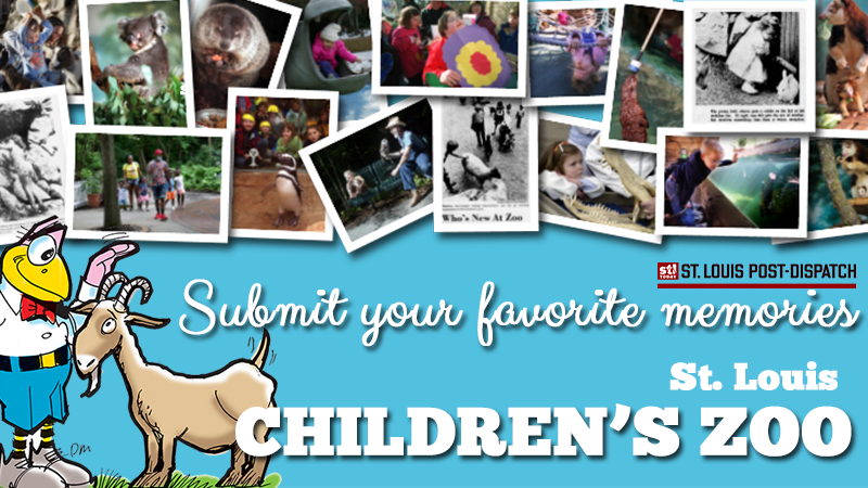 Submit your memories of the Children's Zoo