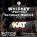Win a Pair of Mountain West Whiskey Festival Ticke