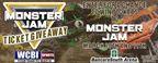 2017 Monster Jam Ticket Giveaway