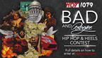 Bad N Boujee Handbags and Heels Contest
