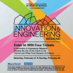 MH 2015 - Museum of Science InnovEng Fair 2/3-2/18