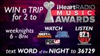 iHeart Awards Contest