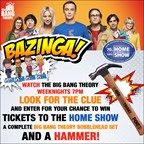 BIG BANG THEORY HOME SHOW CONTEST 2017