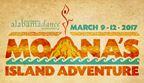 SEADAC Moana's Island Adventure Giveaway
