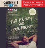 Win tickets to 'Too Heavy For Your Pocket'