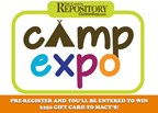 Camp Expo Registration Sweepstakes