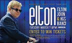 Elton John Ticket Giveaway