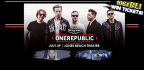 WIN TICKETS TO SEE ONEREPUBLIC HEADLINING THE 2017
