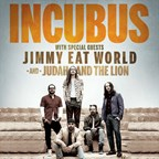 Incubus w/Jimmy Eat World