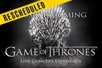 Qfm96 - Game of Thrones Live Concert Tickets