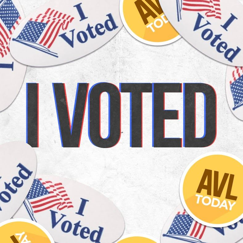 I Voted contest | AVLtoday