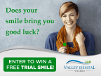 Valley Dental Works Trial Smile March 2017