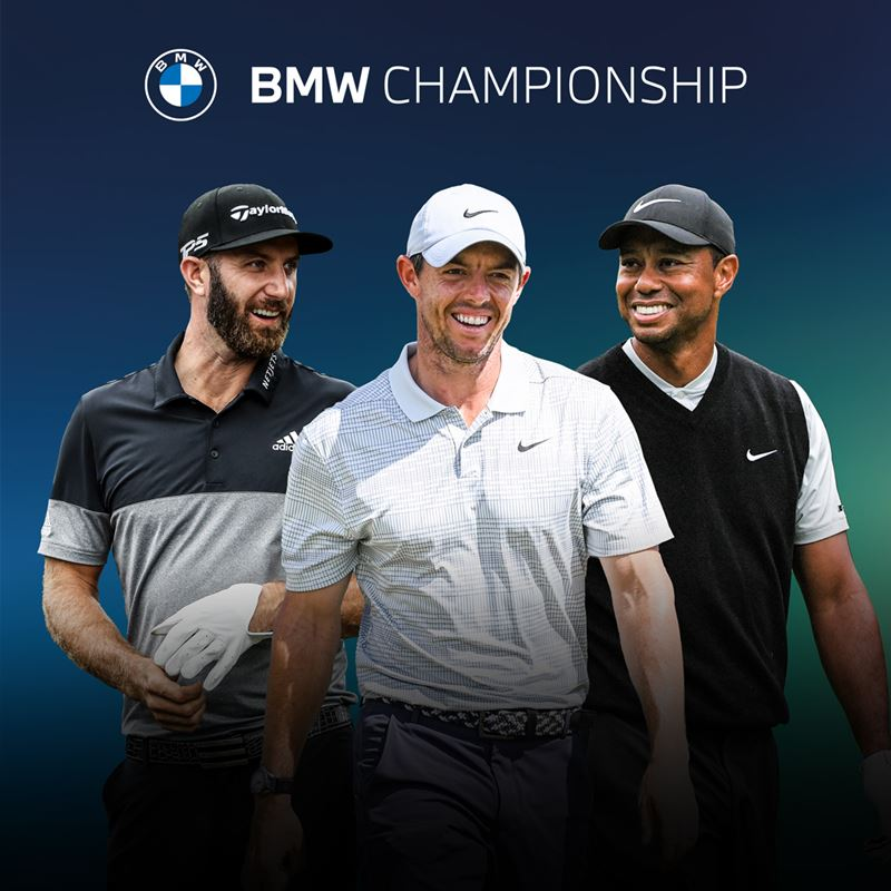 Enter for a chance to win Two Trophy Club to the 2021 BMW Championship at Caves Valley Golf Club