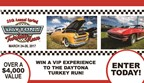 DAYTONA Spring Turkey Run Classic Car Meet Sweepstakes