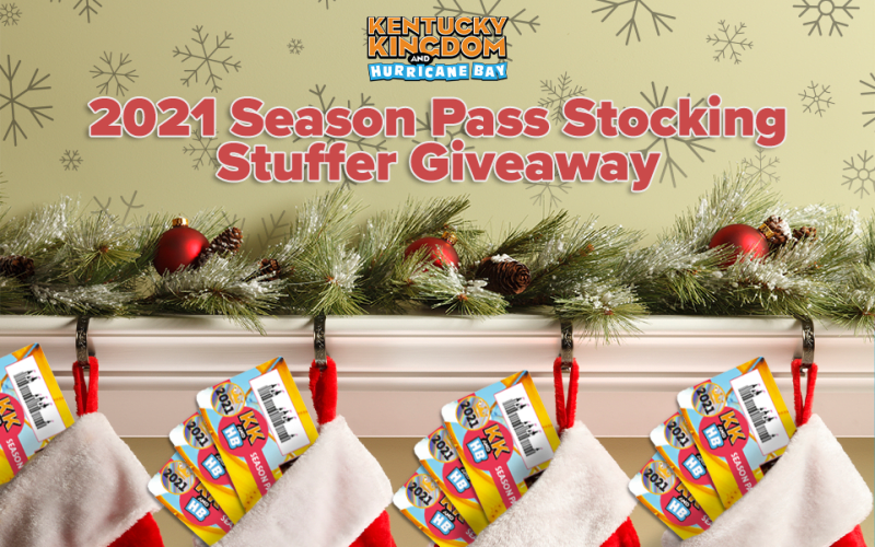 Kentucky Kingdom - Stocking Stuffer Sweepstakes 2020