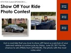 Show Off Your Ride Photo Contest