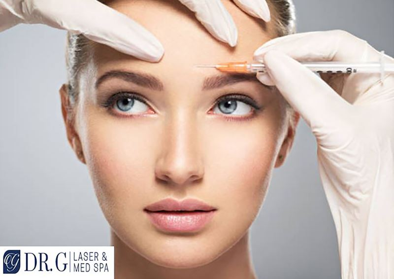 Enter for a chance to win 20 units of Botox 3 from Dr. G Laser & Med Spa!