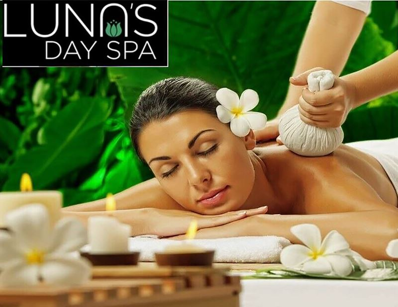 Enter for a chance to win A One Hour Swedish Massage at Luna's Day Spa