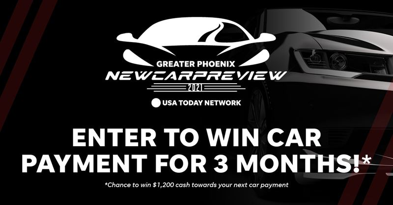 Phoenix New Car Preview Giveaway