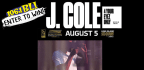 WIN TICKETS TO SEE J. COLE AT THE NEW COLISEUM