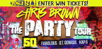 WIN TICKETS TO SEE CHRIS BROWN AT THE BARCLAYS CEN