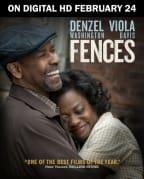 Fences starring Denzel Washington and Viola Davis Digital HD Promotion