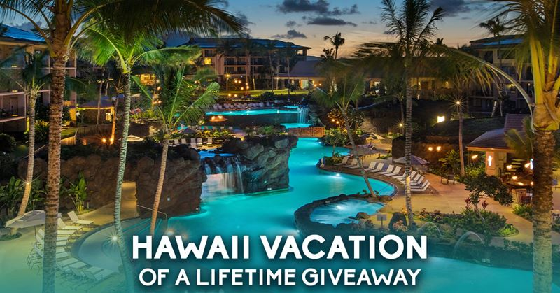 Hawaii Vacation of a Lifetime