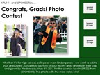 Congrats, Grads! Photo Contest